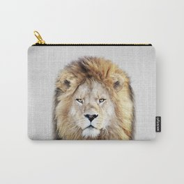 Lion 2 - Colorful Carry-All Pouch