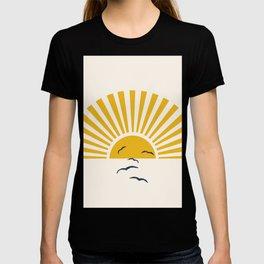 Minimalistic Summer I T-shirt