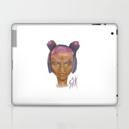 Sick Girl Laptop & iPad Skin