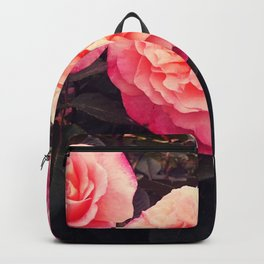 Castle's Flowers Backpack