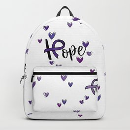 Hope for a Cure Backpack