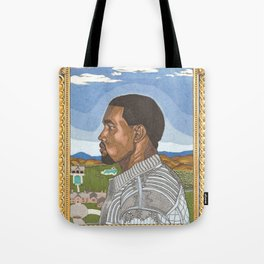 The Duke of Calabasas Tote Bag
