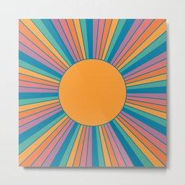 Sunshine State Metal Print