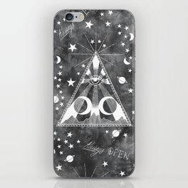 Gypsy Fortuneteller iPhone Skin