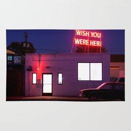 Wish You Were Here Rug