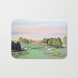 Bethpage State Park Golf Course Bath Mat