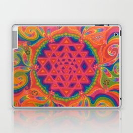 Meditative State Laptop & iPad Skin