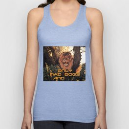 Season of the Big Cat - Mad Dogs and Lions Unisex Tank Top