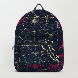 Go Where You Wanna Go Backpack
