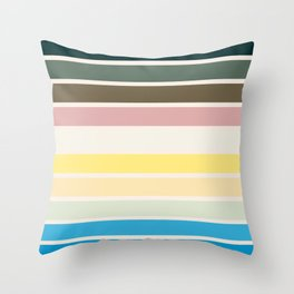 The colors of - Nausicaa Throw Pillow