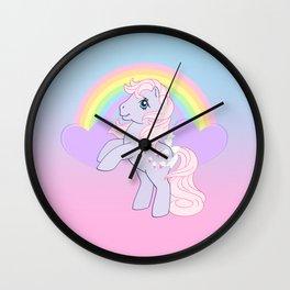 g1 my little pony lickety split Wall Clock