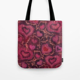 The Hearts Tote Bag