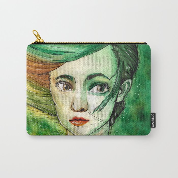 Forest Fey Carry-All Pouch