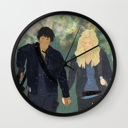 We need each other Wall Clock