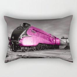 Pink Bittern  Rectangular Pillow