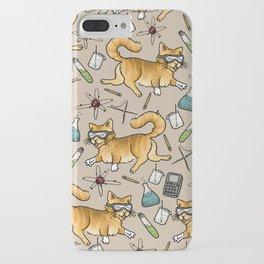STEM Cats iPhone Case