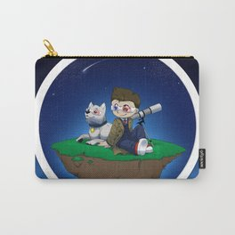 Levitating Island of Awesomeness Carry-All Pouch