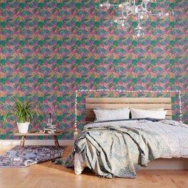 artistic floral cn Wallpaper