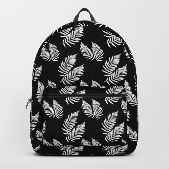 Fern Pattern Backpack