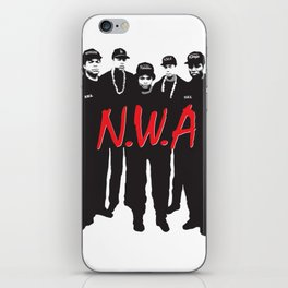 NWA iPhone Skin