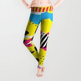 Retro Pop Leggings