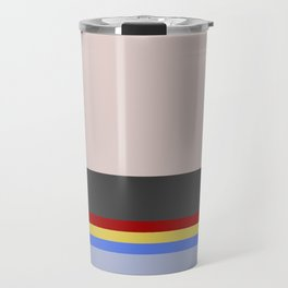Wesley Crush er - Minimalist Star Trek TNG The Next Generation - 1701 D - startrek - Trektangles Travel Mug