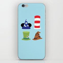 Magic in a Hat iPhone Skin