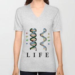 Life Unisex V-Neck