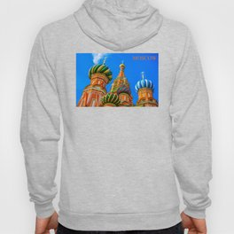 St. Basil's cathedral Hoody