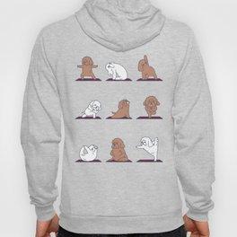 Poodle Yoga Hoody