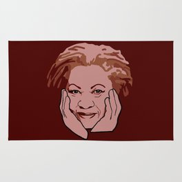 Toni Morrison Rug