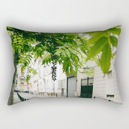 La Petite Rue Rectangular Pillow