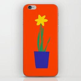Narcissus iPhone Skin