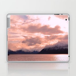 Rose Quartz Over Hope Valley Laptop & iPad Skin
