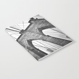Lines of Brooklyn New York Notebook