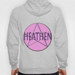 Heathen in Pink Hoody
