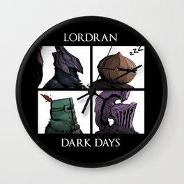 Dark Souls Wall Clocks | Society6