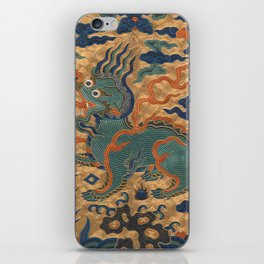 Stylized Bear iPhone Skin