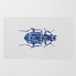 Blue Beetle II Rug