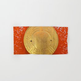 Land of the rising sun Hand & Bath Towel