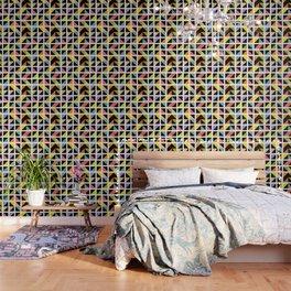 Triangle box pattern Wallpaper