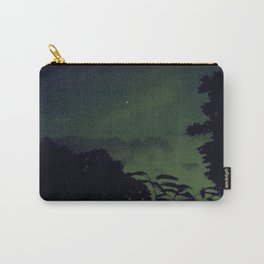 Lo-Fi Sunset Carry-All Pouch