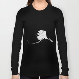 Draining Alaska Long Sleeve T-shirt