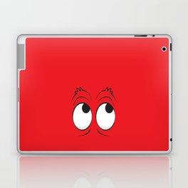Monster Eyes Red Laptop & iPad Skin