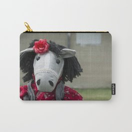Little Horse on the Prairie Carry-All Pouch