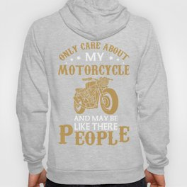 Perfect Gift For Motorcycle Lover. Hoody