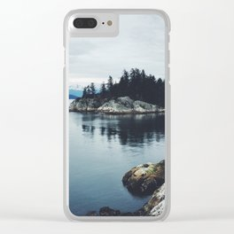 Whytecliff Clear iPhone Case