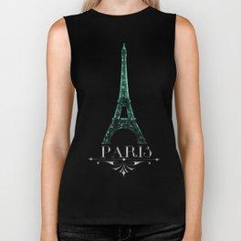 Paris... Je t'aime Biker Tank