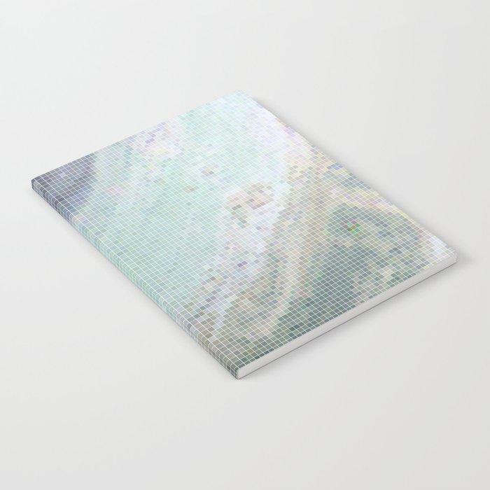 Saturn Infrared Notebook