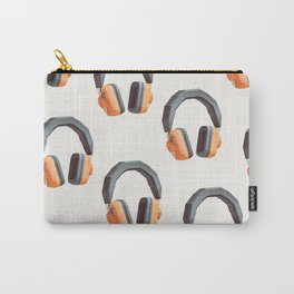Lo-Fi goes 3D - The Headphones Carry-All Pouch
